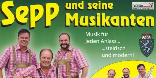 Frühschoppen mit Sepp und seine Musikanten
