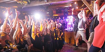 Liveband + DJCharly