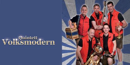 Frühschoppen mit Quintett Volksmodern